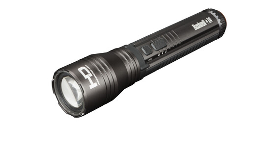 Bushnell Rubicon LED zaklamp 4 AA HD zwart
